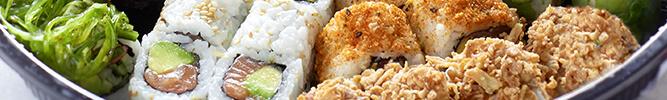 Sushis & cuisine du monde