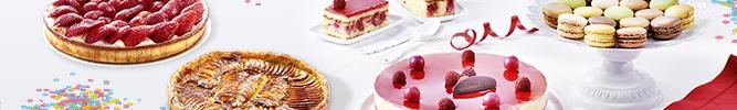 Desserts de cérémonie