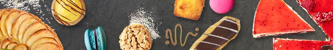 Desserts et gourmandises sucrés