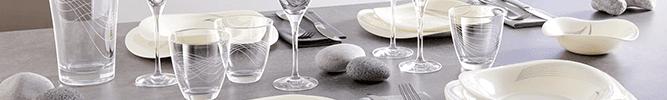 Vaisselle et déco de table