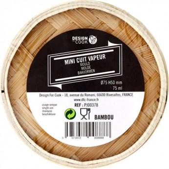1 mini cuit vapeur en bambou - 75ml_carrefour_traiteur
