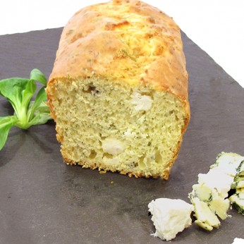 Cake chèvre courgettes