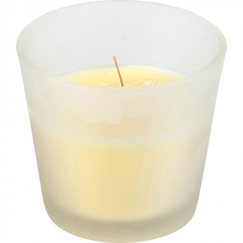 1 bougie ivoire vanille
