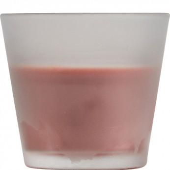 1 verre évasé terracota