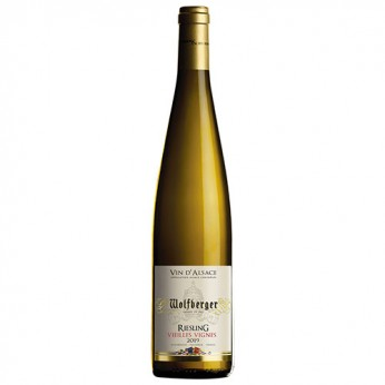 "AOP Riesling ""Vieilles Vignes"" WOLFBERGER - 75cl"