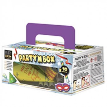 1 party'n box - 10 personnes