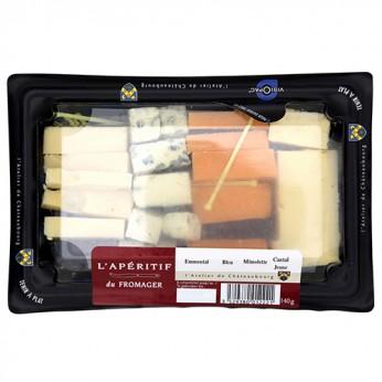 Assiette fromagère apéritif