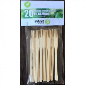 25 pics étoiles bambou