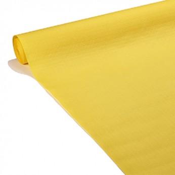 1 nappe gaufrée jaune - 20m