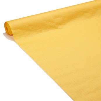 1 nappe gaufrée orange - 20m