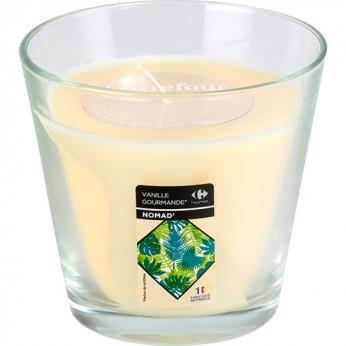 1 bougie parfumée Vanille_carrefour_traiteur