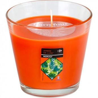 1 bougie parfumée Ambre de Lune_carrefour_traiteur