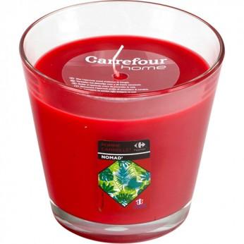 1 bougie parfumée pomme cannelle_carrefour_traiteur