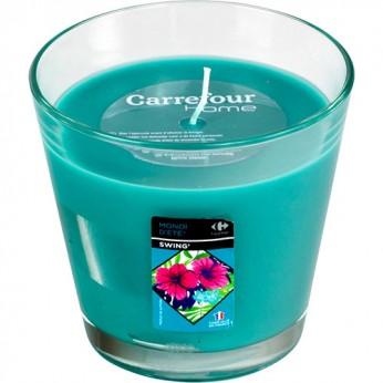 1 bougie parfumée monoï d'été_carrefour_traiteur