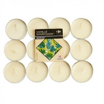 24 chauffes plats ivoire vanille_carrefour_traiteur