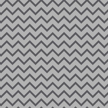 30 serviettes 3 plis chavron anthracite - 33cm