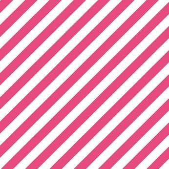 30 serviettes 3 plis diagonale fuchsia - 33cm
