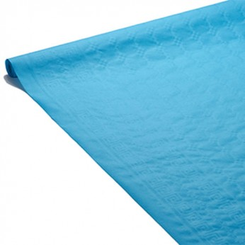 1 nappe turquoise - 1,18X7m