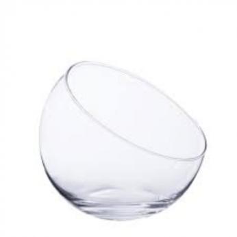 1 vase biseauté - 16cm