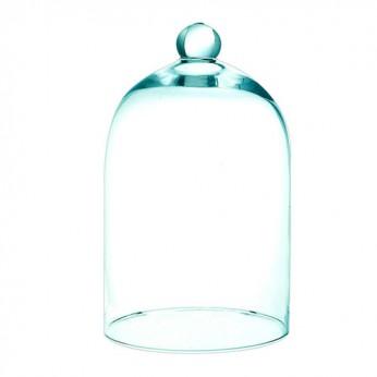 1 cloche en verre - H.20 X D.11cm_carrefour_traiteur