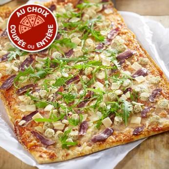 Pizza périgourdine - 8 parts