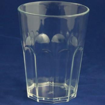 1 gobelet américain translucide - 50cl