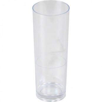 1 verre whisky translucide clair