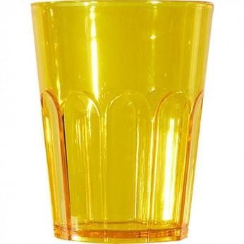 1 gobelet américain jaune - 50cl