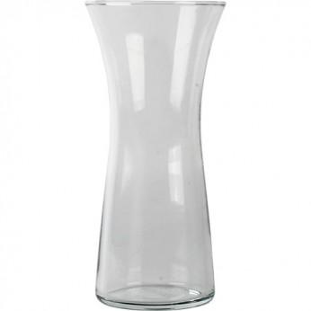 1 vase transparent - 20cm