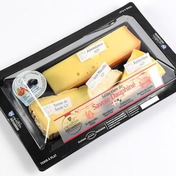 Assiette fromagère de Savoie