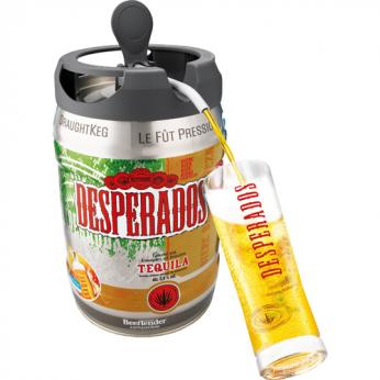 Bière aromatisée téquila Desperados