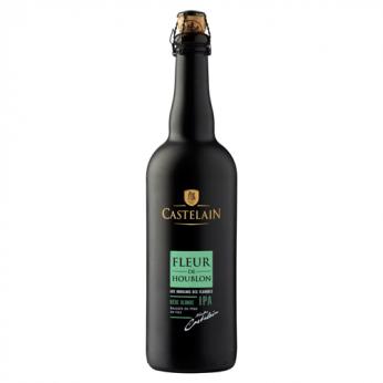 Bière blonde IPA Castelain