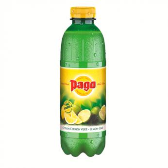 Boisson citron - citron vert Pago