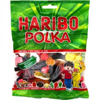 Bonbons Polka Haribo
