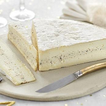 Duo royal aux truffes (Brie)