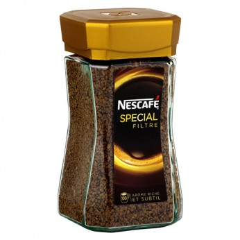 Café instantané Nescafé spécial filtre