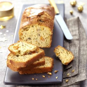Cake Saint Jacques à la bretonne
