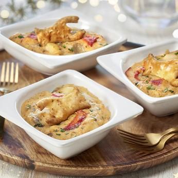 Cassolette homardine