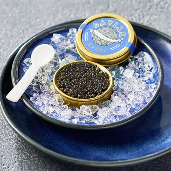 Caviar Baeri Français Réserve - 100g