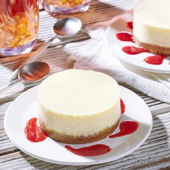 4 cheesecakes
