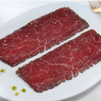 Chiffonade de boeuf - Salaté