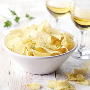 Chips artisanales bio