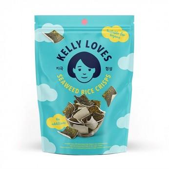 Chips Nori & Riz  - Kelly Loves