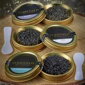 Coffret Instant caviar - 3 x 10g