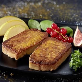 Escalopes de foie gras de canard prêtes à cuire MONTFORT