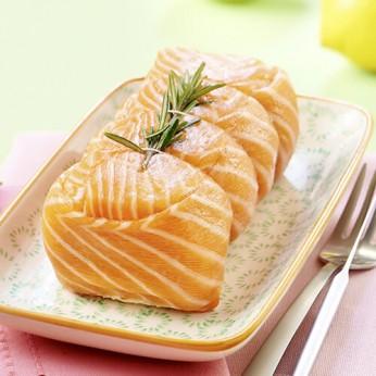 Farci saumon noix de saint jacques
