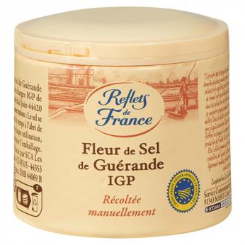 Fleur de sel de Guérande IGP Reflets de France