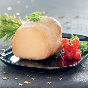 Foie gras de canard entier du Quercy cuit au torchon JEAN LARNAUDIE