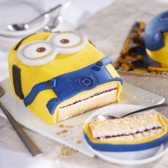 Gâteau Minions