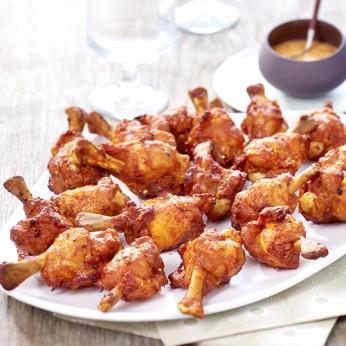 Grignottes de poulet mexicaines